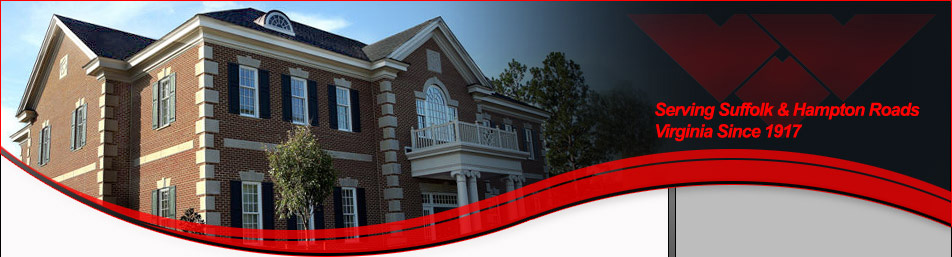 Commercial Contractors in Hampton Roads, VA Serving Suffolk & Hampton Roads Virginia Since 1917